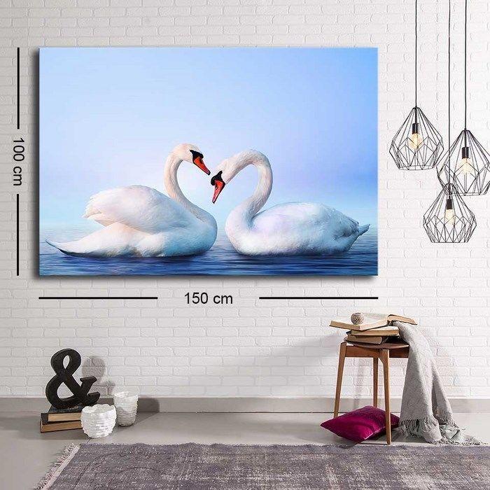 Özgül C-026 Kanvas Tablo - 100x150 cm
