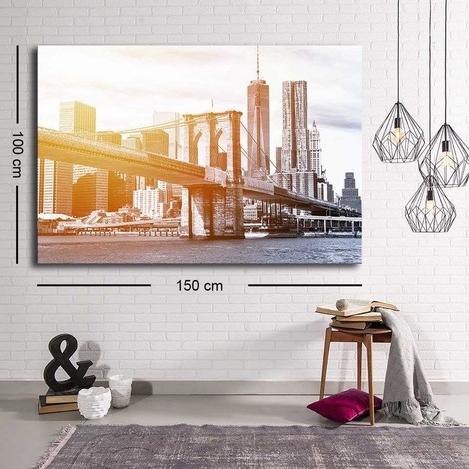 Resim  Özgül C-031 Kanvas Tablo - 100x150 cm