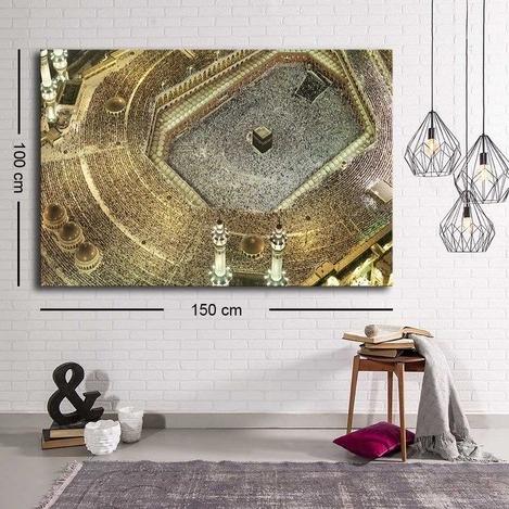 Resim  Özgül Grup C-043 Kanvas Tablo - 100x150 cm