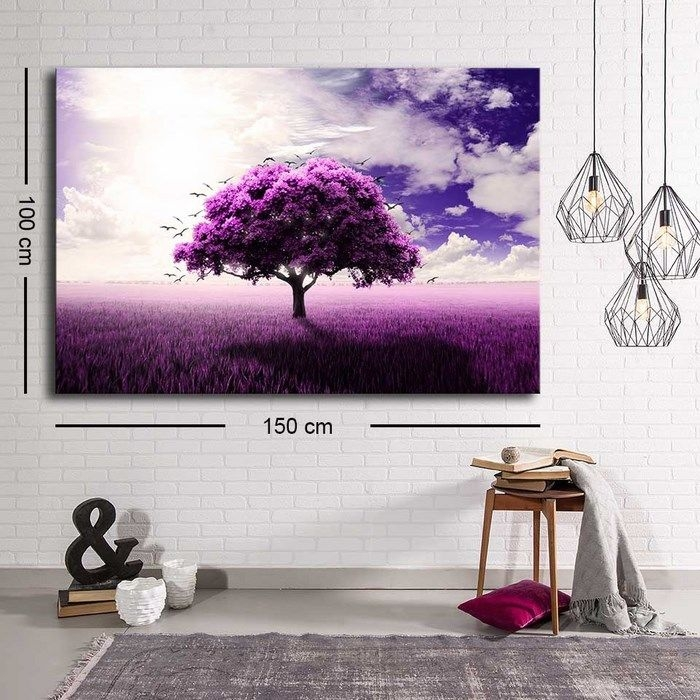 Resim  Özgül C-051 Kanvas Tablo - 100x150 cm