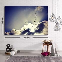 Özgül Grup C-058 Kanvas Tablo - 100x150 cm