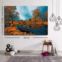 Özgül Grup C-061 Kanvas Tablo - 100x150 cm