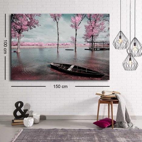 Resim  Özgül C-062 Kanvas Tablo - 100x150 cm