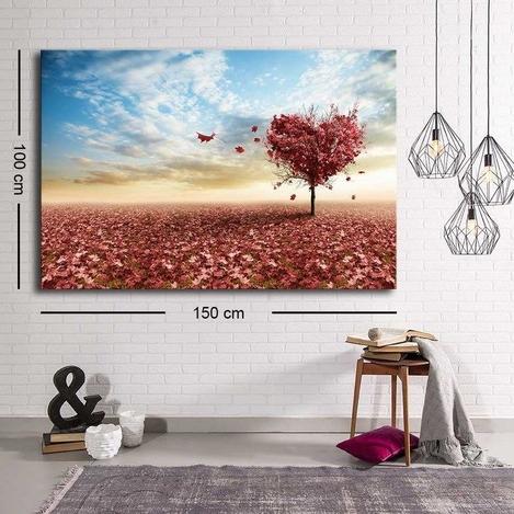 Resim  Özgül Grup C-082 Kanvas Tablo - 100x150 cm