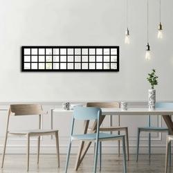 Özgül Grup 10828SA-004 Tasarım Ayna - 108x28 cm