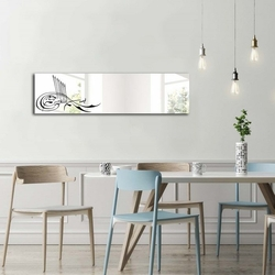 Özgül 10828SA-032 Tasarım Ayna - 108x28 cm