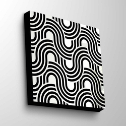 Özgül Grup 3030SA-007 Desenli Dekoratif Ayna