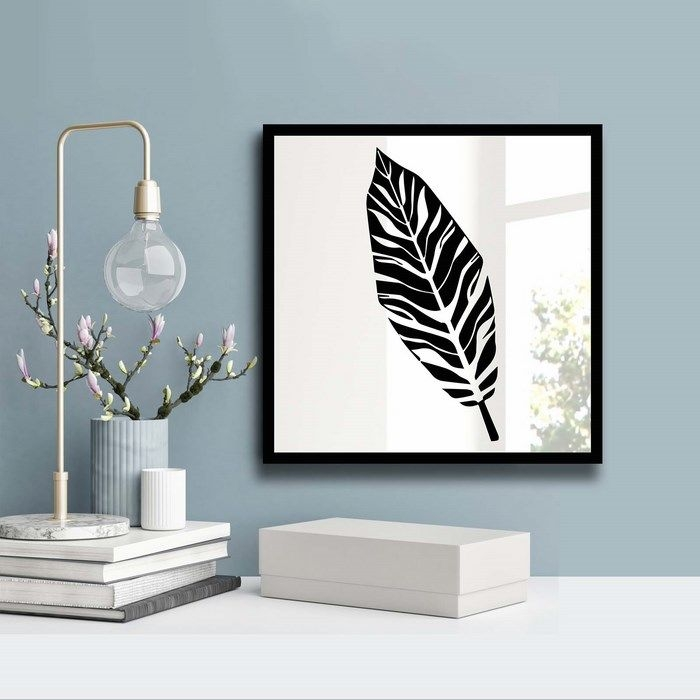 Resim  Özgül 3030SA-037 Desenli Dekoratif Ayna
