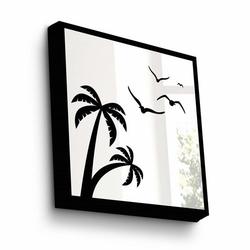 Özgül Grup 3030SA-043 Desenli Dekoratif Ayna