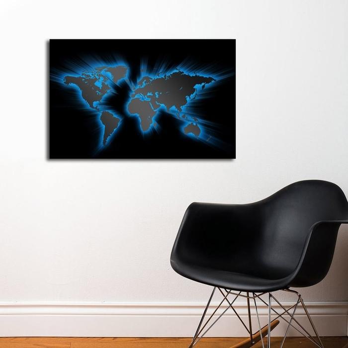 Özgül 4570DACT - 35 Aydınlatmalı Kanvas Tablo - 45x70 cm