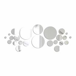 Özgül 2016A-12 Dekoratif Ayna - 66x27 cm