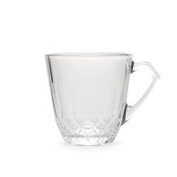 Paşabahçe 55733 Mercan 6'lı Kulplu Çay Fincanı - 225 cc