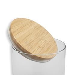 Paşabahçe 43463 Bamboo Kapaklı Kavanoz - 1125 ml