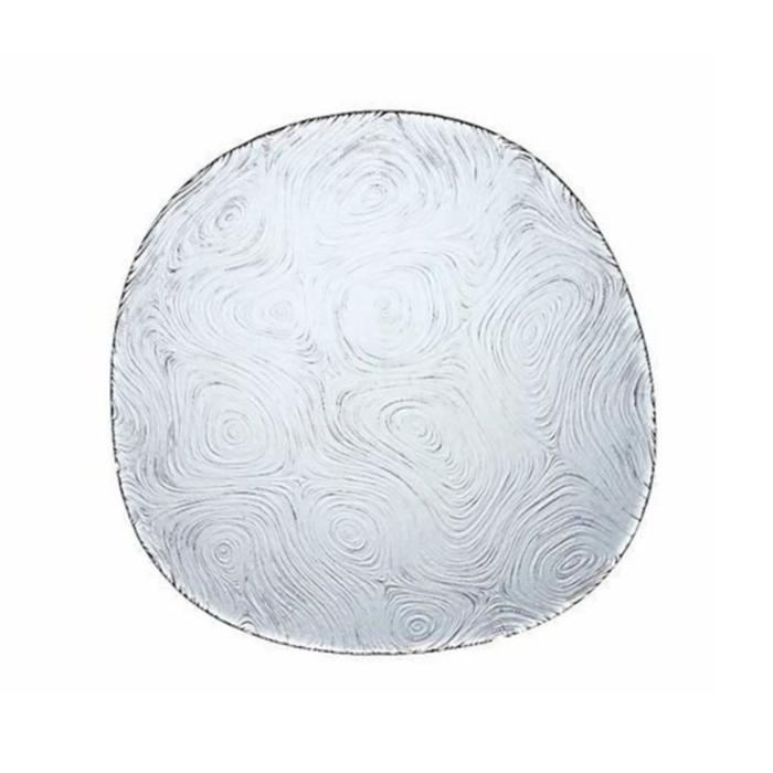 Resim  Paşabahçe 10661 Linden Düz Yemek Tabağı - 22 cm