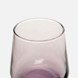 Paşabahçe 420202 Allegra 6'lı Kahve Yanı Su Bardağı - Mor / 115 cc