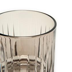 Paşabahçe 520004 Tumbler Gri 4'lü Meşrubat Bardağı