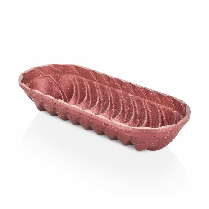 Papilla Döküm Kek Kalıbı - Kırmızı