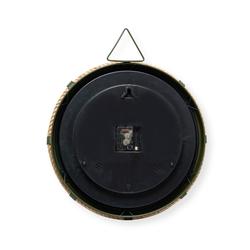Rikon Saat EVD-10 Metal Halat Duvar Saati  - 35x35 cm