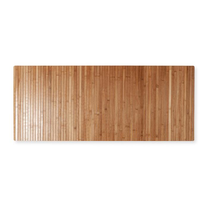 Lorin Bambu Ha1091a Kaymaz Tabanlı Paspas (Natural) - 50x120 cm
