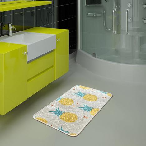 Resim  Chilai Home Ananas DJT Banyo Halısı - 40x60 cm