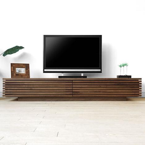 Resim  Rabi Prestij Wood TV Ünitesi - Ceviz