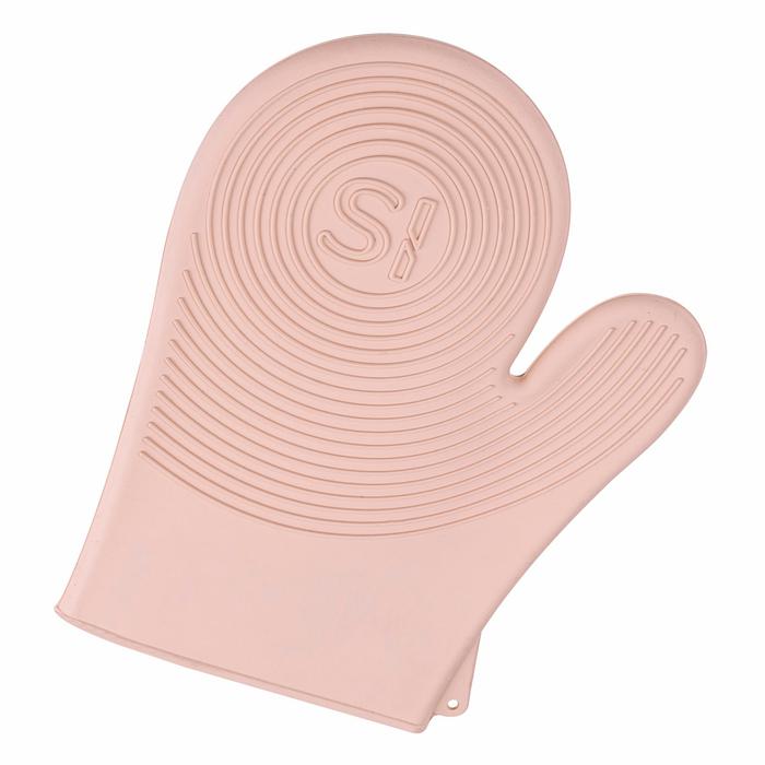 Silicolife Fırın Eldiveni - Soft Pembe