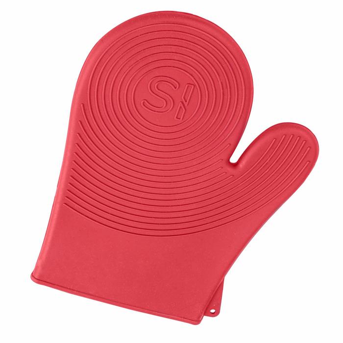 Silicolife Fırın Eldiveni - Kırmızı
