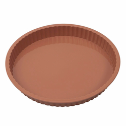 Silicolife Kek ve Turta Kalıbı - Kahverengi