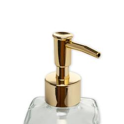 Perotti Enzo Cam Gold Sıvı Sabunluk - Şeffaf