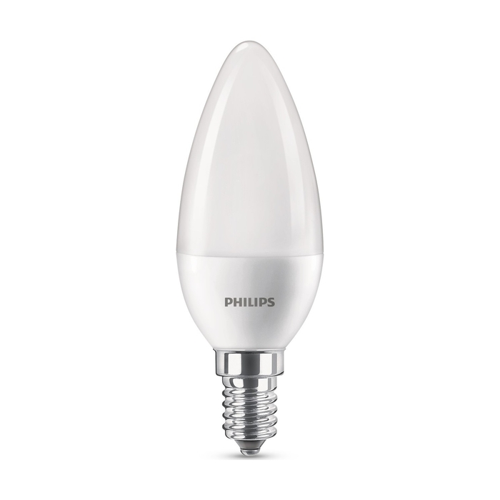 Philips B35 Ledcandle 25W E14 Sarı Işık Ampul