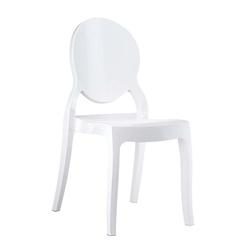 Siesta Elizabeth Sandalye - Beyaz