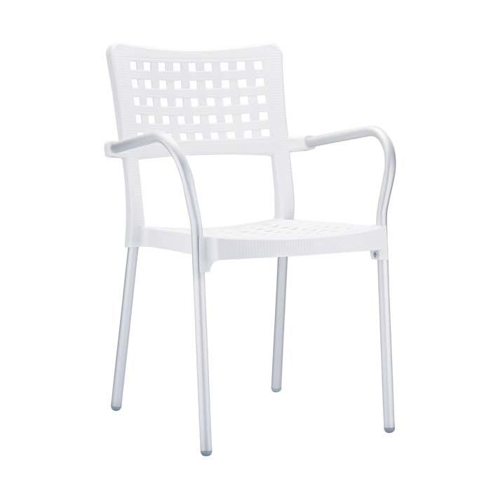 Siesta Gala Sandalye - Beyaz