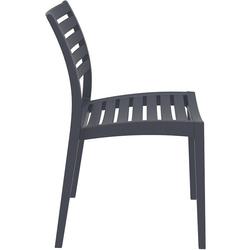 Siesta Ares Sandalye - Koyu Gri