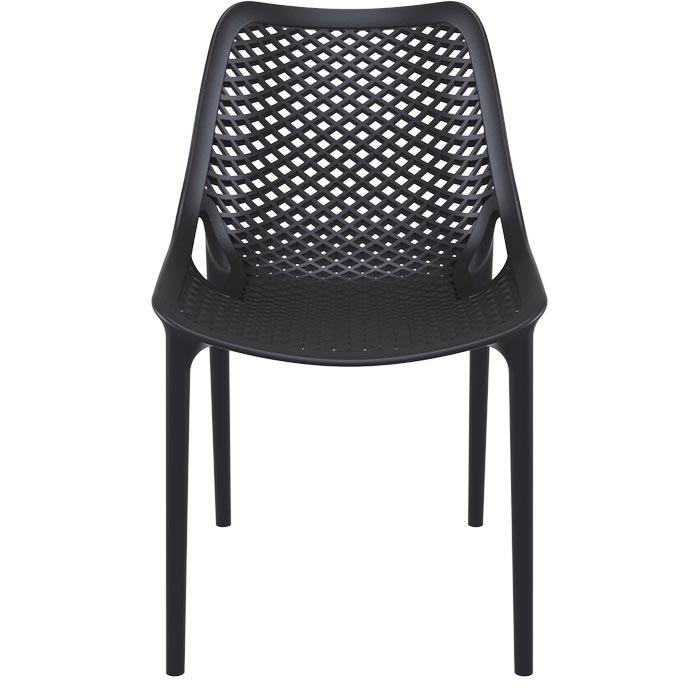 Siesta Air Sandalye - Siyah
