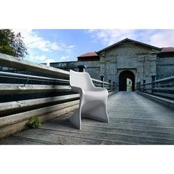 Siesta Bloom Sandalye - Gümüş Gri