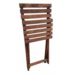 Siesta Bistro Ahşap Sandalye - 1 Adet