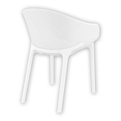 Siesta 102 SKY Bahçe Sandalyesi - Beyaz