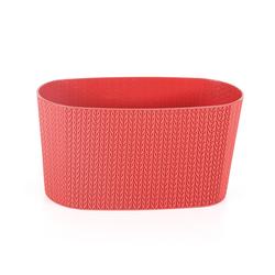 Serinova Sümela Balkon Saksısı (Kırmızı) - 4,7 lt
