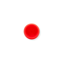 Serinova No 1 Elvan Saksı (Kırmızı) - 0,13 lt