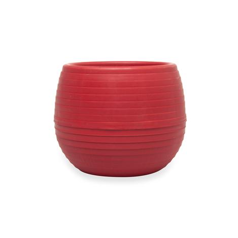 Resim  Serinova No 5 Elvan Saksı (Kırmızı) - 1,3 lt