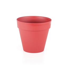 Serinova No 5 Yalı Saksı (Kırmızı) - 10 lt