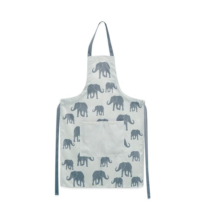 Serussa Elephant Cepli Mutfak Önlüğü