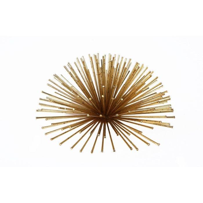 Lucky Art Telli Dekor (Altın) - 17 cm