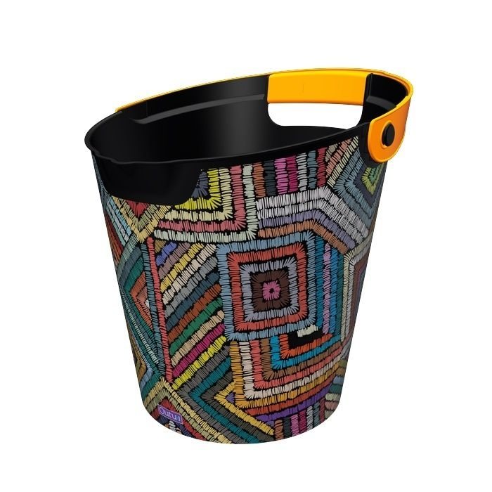 Resim  Qutu Bucket Trıbal Kova - 10 lt