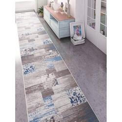 Confetti Vize Bukle Yolluk (Mavi) - 80x350 cm