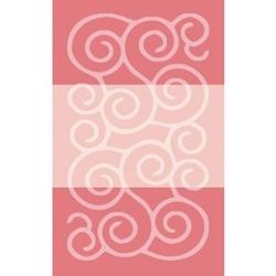 Confetti Şile Banyo Halısı Gülkurusu - 60x100 cm