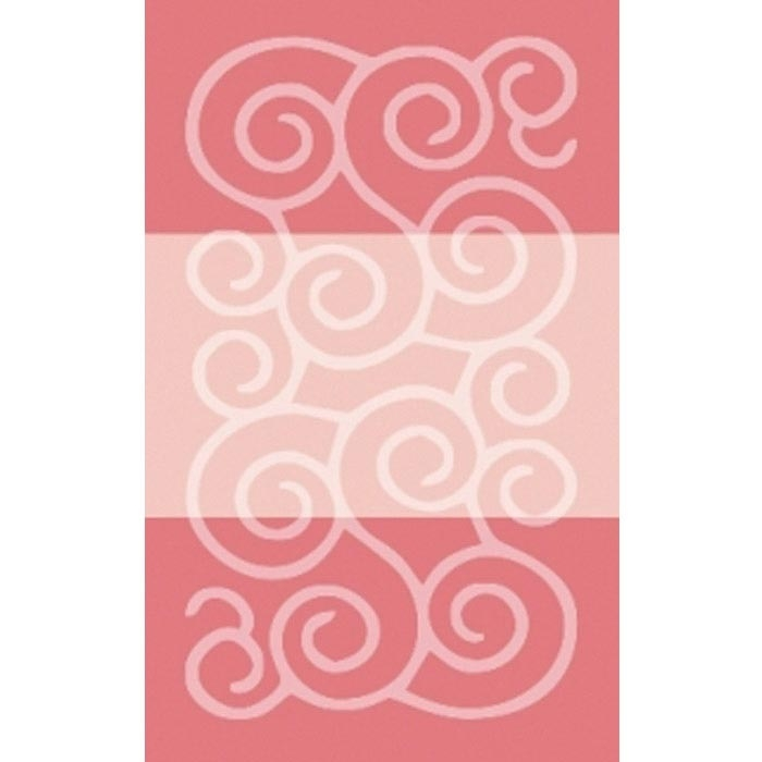 Resim  Confetti Şile Banyo Halısı Gülkurusu - 60x100 cm