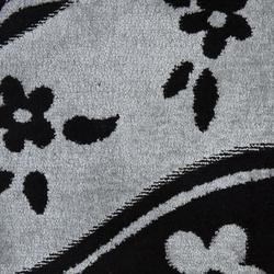 Confetti Bandırma Banyo Paspası (Siyah) - 60x100 cm