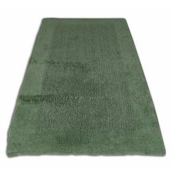 Confetti Natura Heavy Banyo Halısı (Yeşil) - 60x100 cm