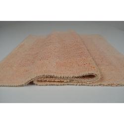 Confetti Natura Heavy Banyo Halısı (Somon) - 60x100 cm